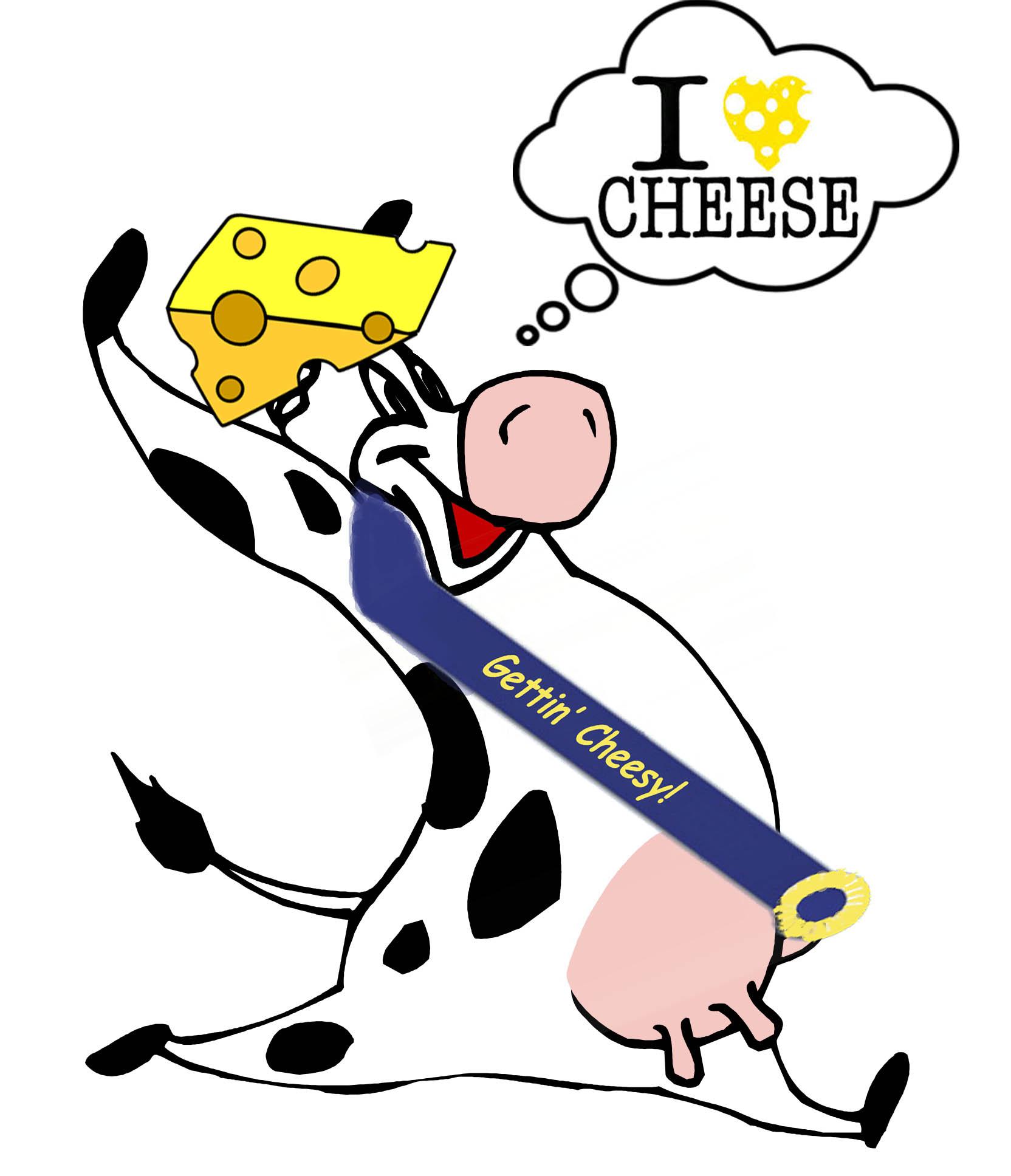 Gettin' Cheesy!