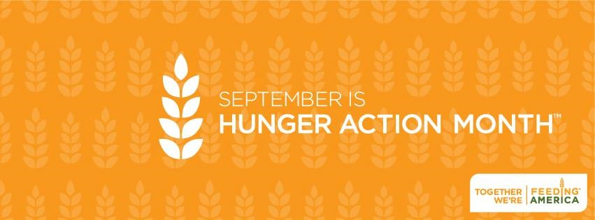 HungerActionMonth