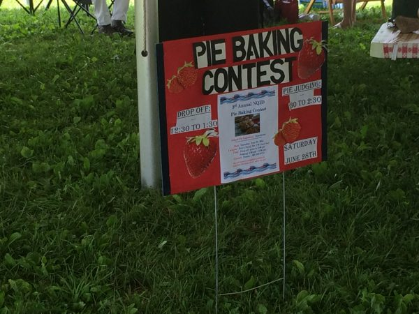 pie baking contest