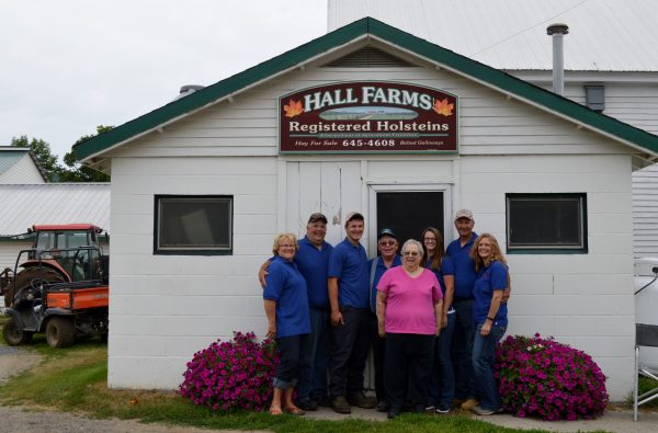 ME winner - Hall Farms