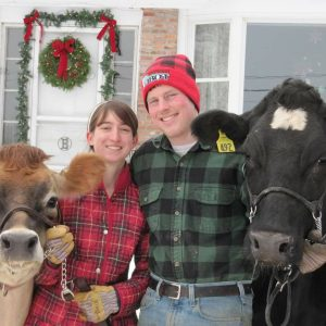 Holiday Traditions, Dairy Farm Style!