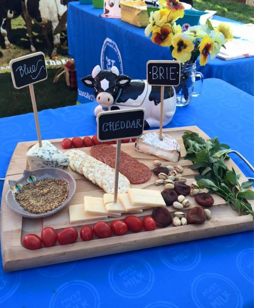 Tips for building a cheese board
