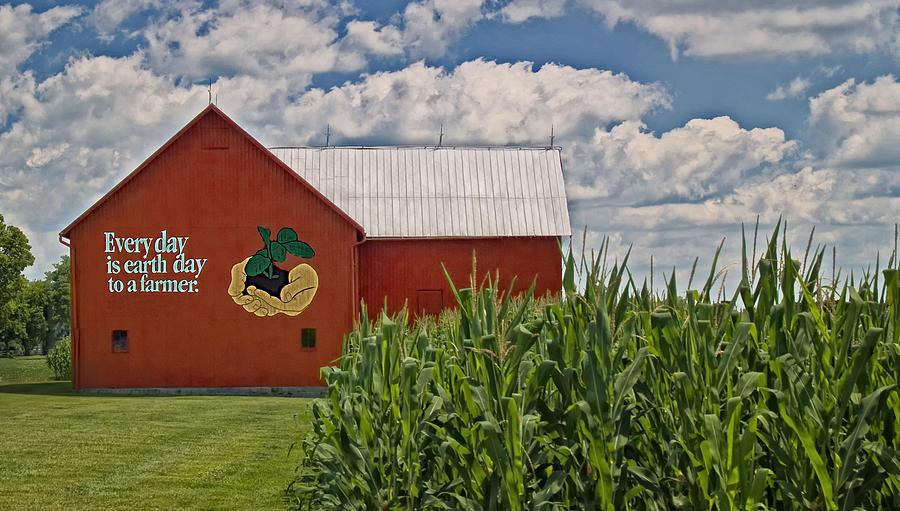 earth day farm farmer