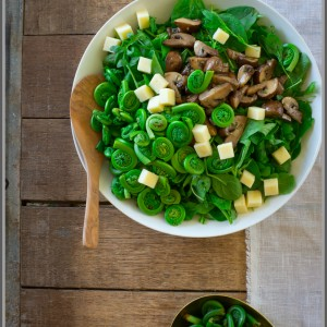 Spring Clean Your Diet with Greens!