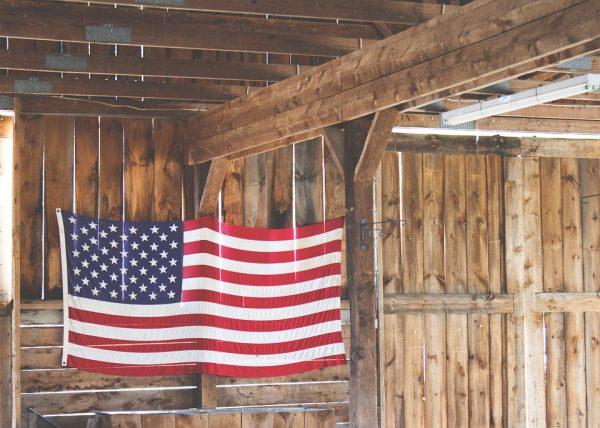 memorial day barn