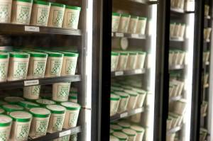 shaw farm ice cream cooler